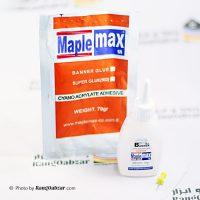 چسب قطره ای ساندیسی مپل مکس Maple max