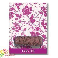 غلطک طرح گل و گندم Growth - GR 03