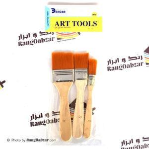قلم مو سر تخت هنری
