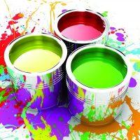 مواد تشکیل دهنده رنگها