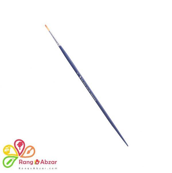 قلم مو گرد دسته بلند پارس آرتیست کد 1000